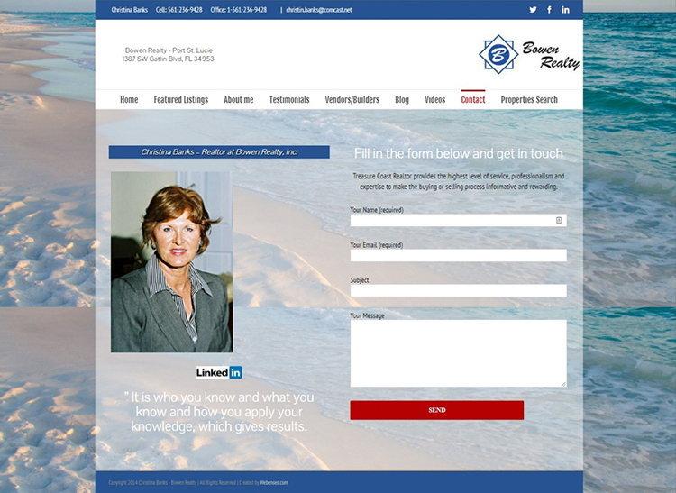 Atlantic Shores - Bluelinemedia - Web Dizajn