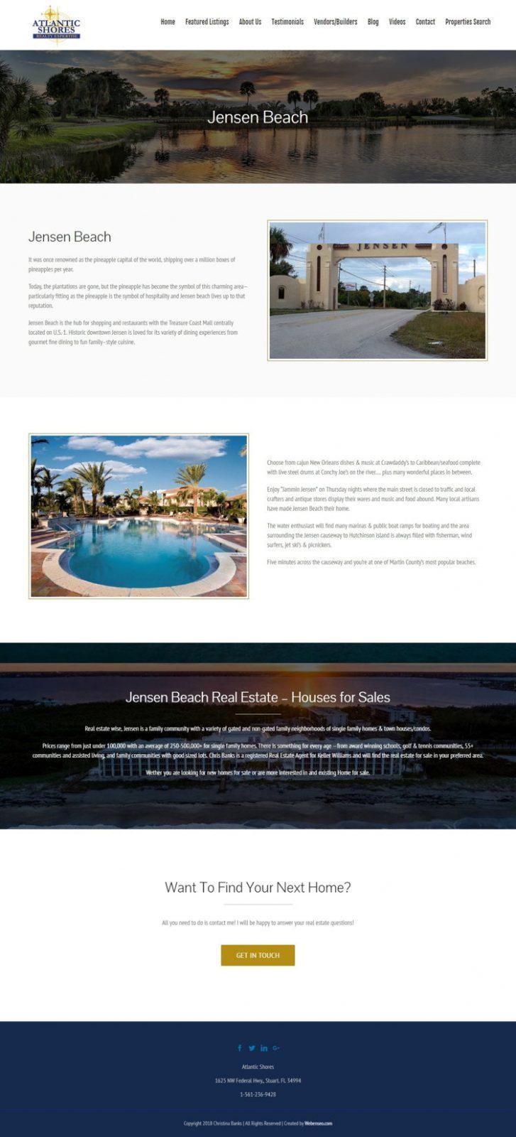 Atlantic Shores - Bluelinemedia - Redizajn Web Sajta