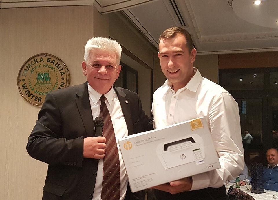 Udruženje e-Razvoj 62. neformalni poslovni susret - Branislav Blagojević