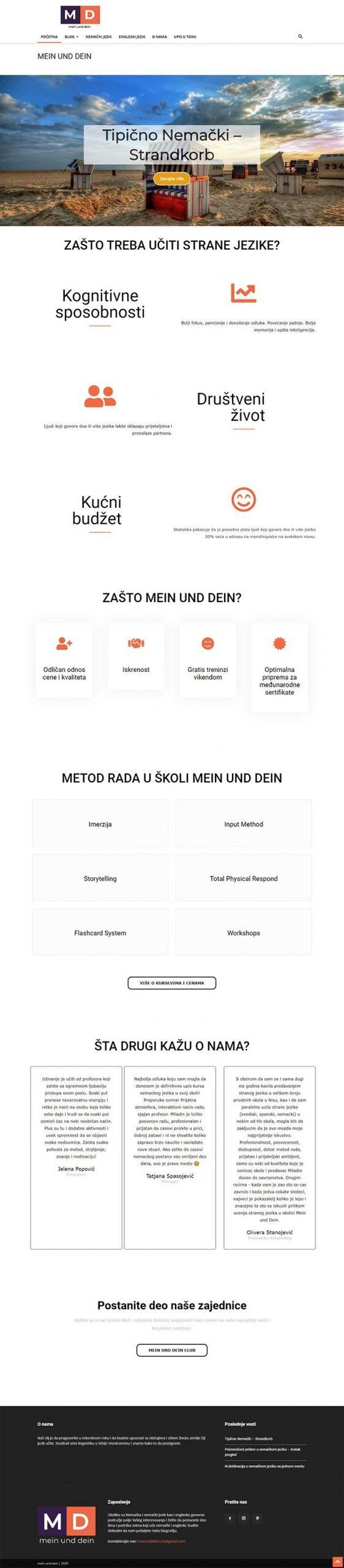 Mein und Dein - Agencija za Digitalni Marketing Bluelinemedia - Naslovna_old