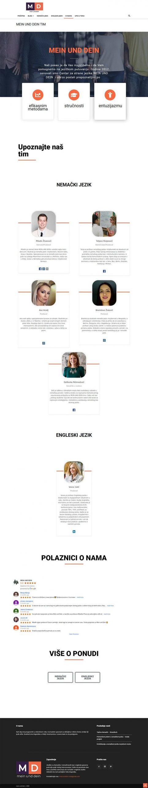 Mein und Dein - Agencija za Digitalni Marketing Bluelinemedia - O Nama_old